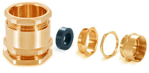 Brass PG Threaded Cable Glands