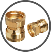 Brass Adaptors Brass Adapters for Flexible conduits