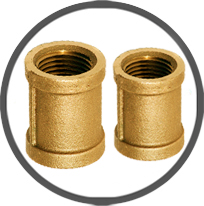 Brass-Bronze Couplings Couplers