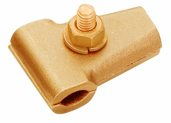 Brass Bronze Tee Clamps