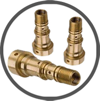 Brass CNC Parts CNC Components