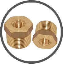 Brass Reducers