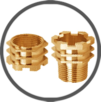 Brass Female PPR Inserts Fittings