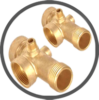 Brass Forged Parts Forgings