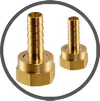 Brass Hose Fittings Hose Barbs