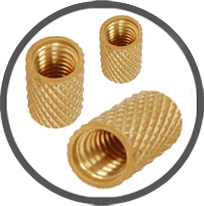 Brass Injection Moulding Inserts