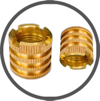 Brass Male PPR Inserts Fittings