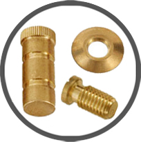 Brass Pool Cover Anchors