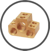 Brass Terminals Terminal Blocks