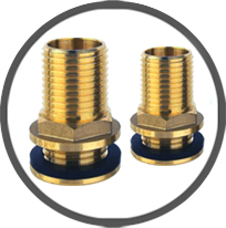 Brass Water Tank Connectors