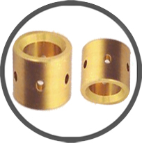 Precision Brass Screw Machine Parts