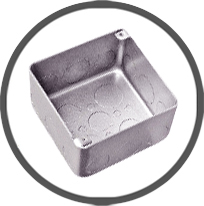 Steel Electrical Conduit Junction Boxes