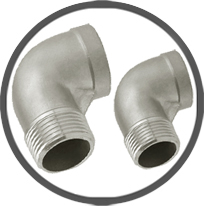 Street Elbows 90° Banded Pipe Fittings