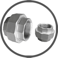 Unions F/F Pipe Fittings